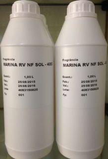 Essência Desinfetante Marine 1 L faz até 80 L