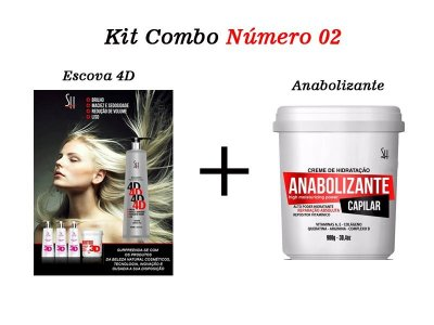 Kit Combo Numero 02