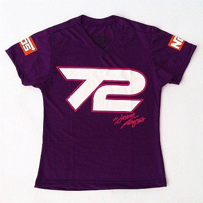 Camiseta Baby Look 72 o Monstro M