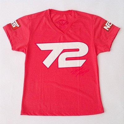 Camiseta Baby look 72 o monstro G