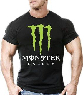 Camiseta Monster Energy