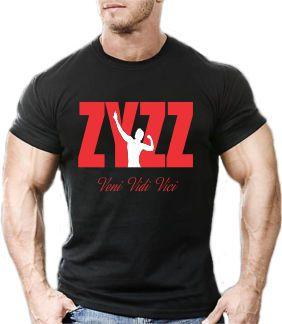 Camiseta para Academia Zyzz
