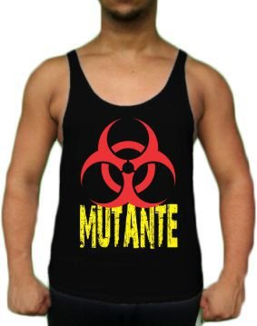 Camiseta Regata Tank Top Mutante