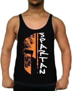 Camiseta Regata Tank Top Spartan