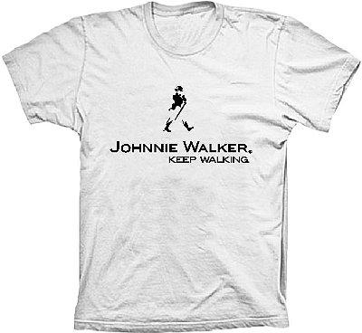 Camiseta Johnnie Walker