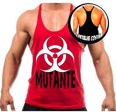 Camiseta Regata Cavada Mutante