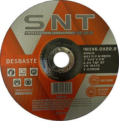 Disco desbaste 180 X 6 X 22.2