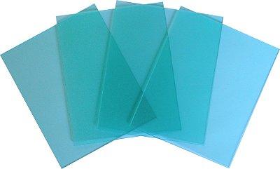 Placa protetora para máscara de solda - Externa