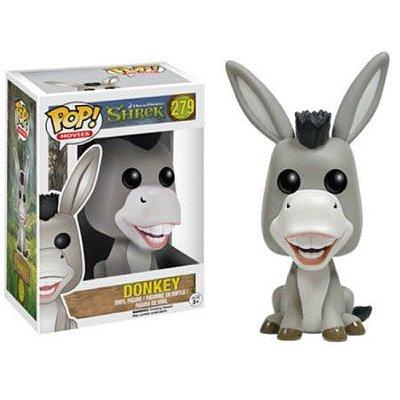 Donkey (Burro) - Shrek - Funko Pop
