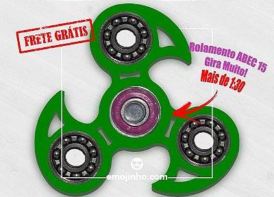 Fidget Hand Spinner - Veloster Verde Claro