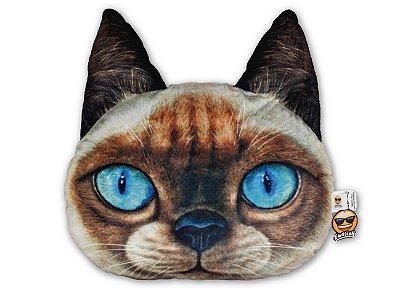Almofada Pet Gato - Siamês