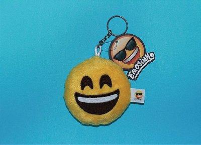 Chaveiro Emoji Feliz