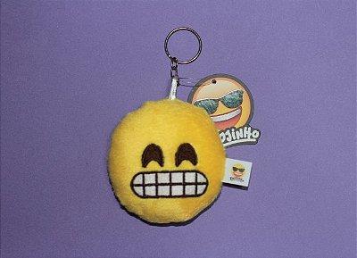 Chaveiro Emoji Sorrisão