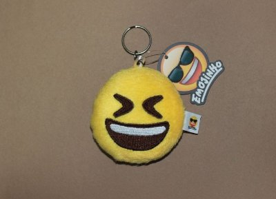 Chaveiro Emoji LOL