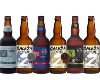 Kit Cerveja Artesanal Das Bier + Galeza 6 Cervejas