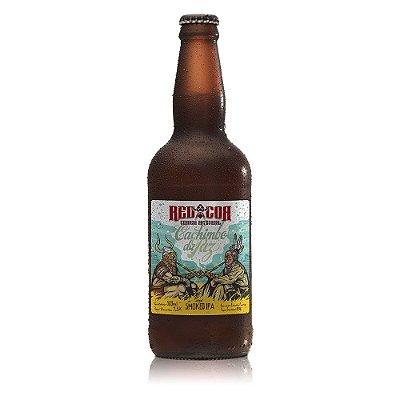 Cerveja Artesanal RedCor Cachimbo da Paz Smoked IPA