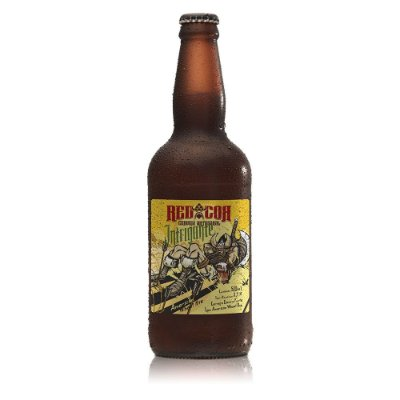 Cerveja Artesanal RedCor Intrigante American Wheat Rye 500ml