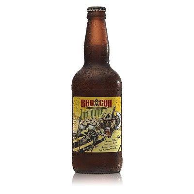 Cerveja Artesanal RedCor Intrigante American Wheat Rye 500ml