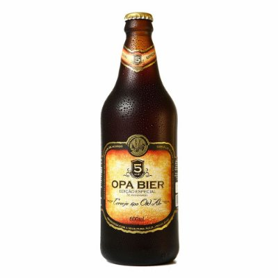 Cerveja Artesanal Opa Bier Old Ale Ed. Especial 600ml