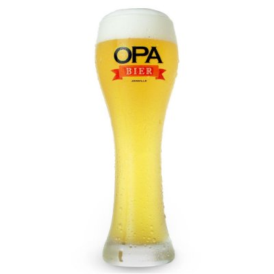 Copo de Cerveja Artesanal Opa Bier Weizen 680ml