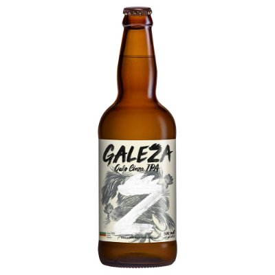 Cerveja Artesanal Galeza Galo Cinza IPA 500ml