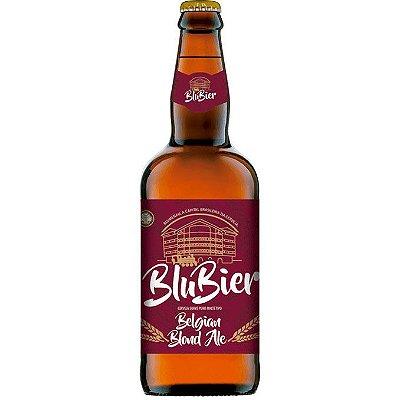 Cerveja Artesanal BluBier Belgian Blond Ale 500ml