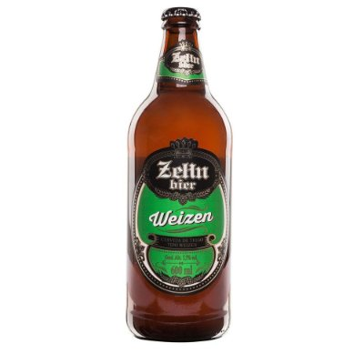 Cerveja Artesanal Zehn Bier Weizen 600ml