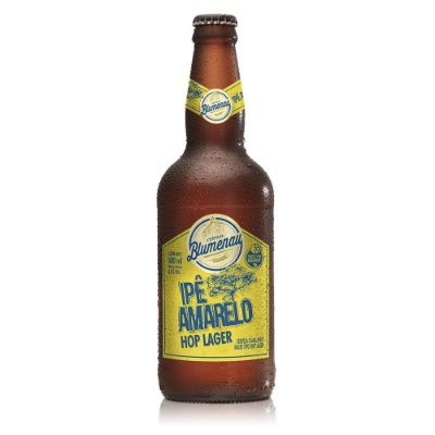Cerveja Blumenau Ipê Amarelo Hop Lager 500ml