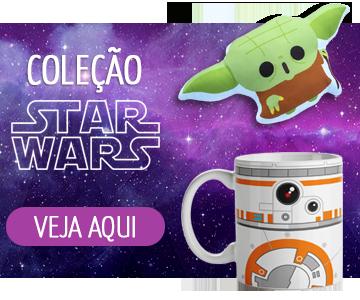 Presentes para fãs de Stars Wars, Presentes Geeks, Presentes Nerds, Presentes Criativos