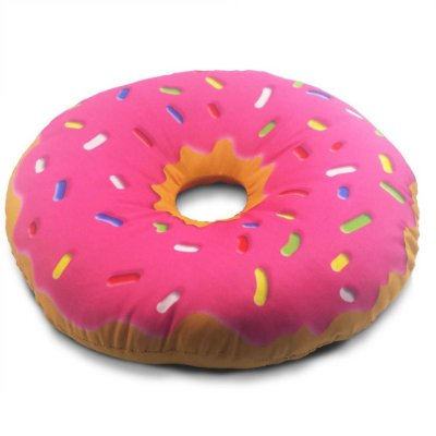 Almofada Donut de Morango