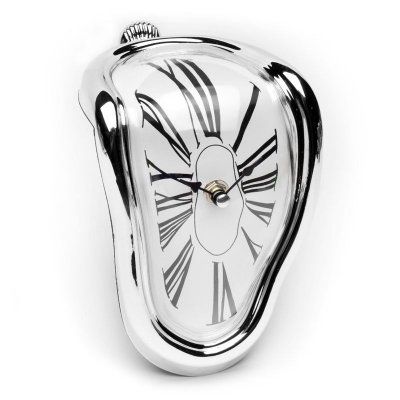 Relógio Derretido