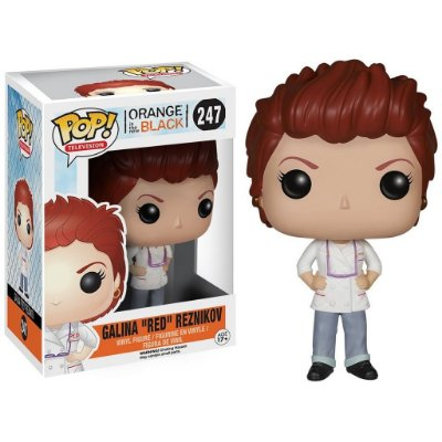 Red - Orange is the New Black - Funko Pop