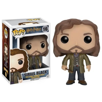 Sirius Black - Harry Potter - Funko Pop