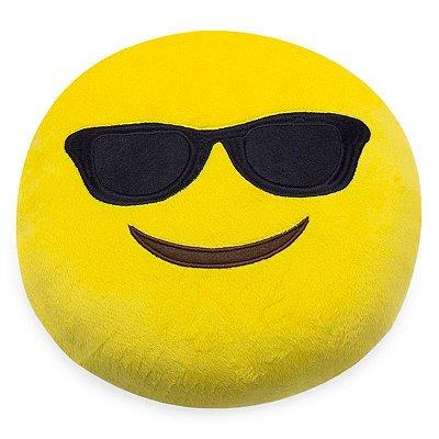 Almofada Emoji Óculos
