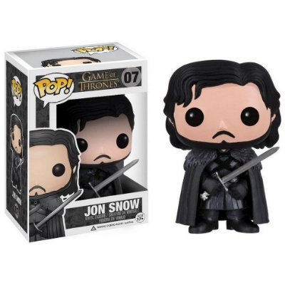 Jon Snow - Game of Thrones - Funko Pop