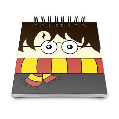 Bloco de Anotações - Harry Potter