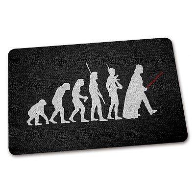 Capacho Darth Vader - Evolução Geek
