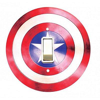 Interruptor Escudo Capitão América