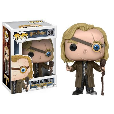 Olho Tonto Moody - Harry Potter - Funko Pop