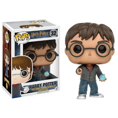 Harry Potter com Profecia - Funko Pop