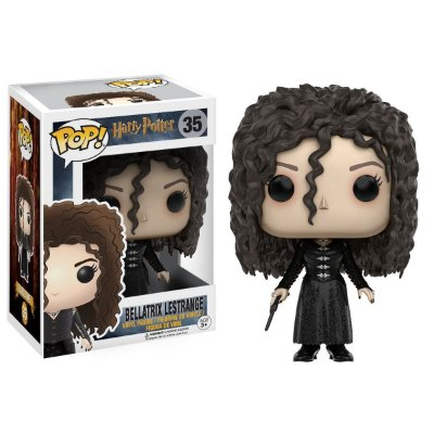 Bellatrix Lestrange - Harry Potter - Funko Pop