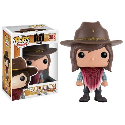 Carl Grimes - The Walking Dead - Funko Pop