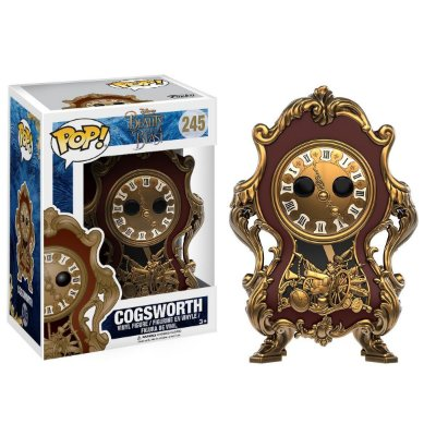 Cogsworth - Bela e a Fera - Funko Pop