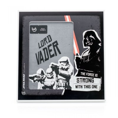 Porta-retrato Darth Vader - Star Wars