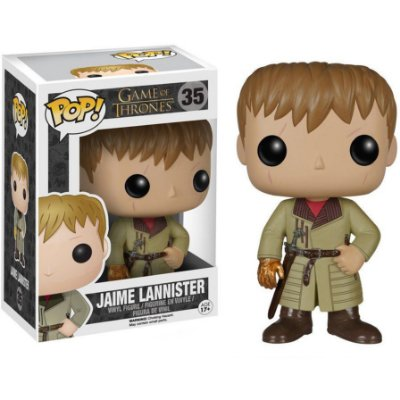 Jaime Lannister (Golden Hand) - Game of Thrones - Funko Pop