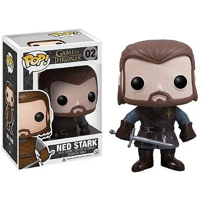 Ned Stark - Game of Thrones - Funko Pop
