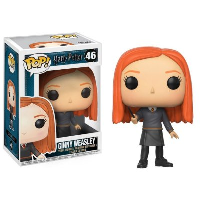Gina Weasley - Harry Potter - Funko Pop