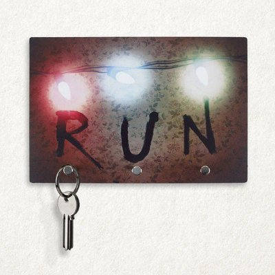 Porta Chaves - Stranger Things - Run
