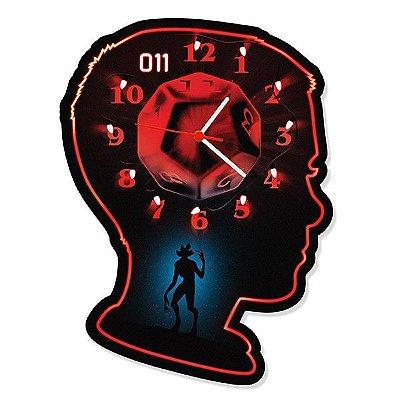 Relógio de Parede Eleven - Stranger Things