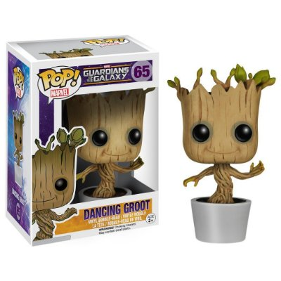 Groot Dançante - Guardiões da Galáxia - Funko Pop
